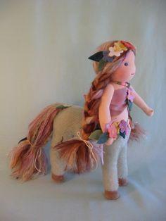 centaur doll, because yes