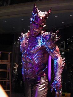 Blade: Trinity - Drake Primordial Vampire Vampires, Monster 2, Fear Of The Dark, Vampire Love, 7 Sins, Cloak And Dagger, Special Effects Makeup, Angels And Demons, Mascaras