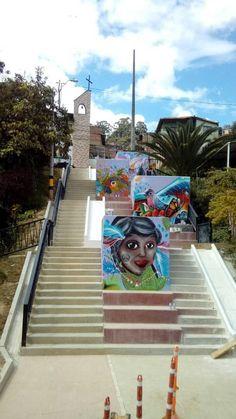 Santa Margarita de la comuna 7, Medellín - Colombia. EDU Empresa para el Desarrollo Urbano