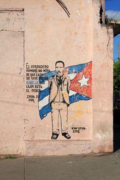 #cuba #cienfuegos #city #town #ville #propagande #propaganda