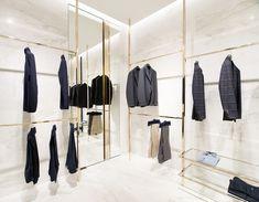 Closet store by Meregalli Merlo Architetti Associati, Singapore » Retail Design Blog