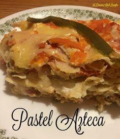 Pastel Azteca - Lemons and Laughs