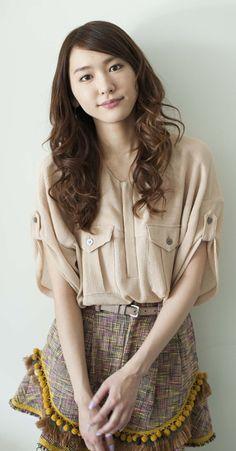 新垣結衣が「まるで自分の一部になったよう」と語る作品とは? の画像 J.ノート#新垣結衣#ガッキー#aragaki Yui