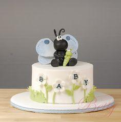 Betty´s Sugardreams - Blog: Anleitung: Schmetterling mit Baby