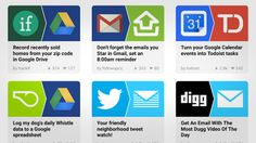 Android: IFTTT for Android is just as awesome as its web-based counterpart. Today it gets even better with an updated design, plus a couple dozen new channels.