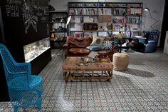 Vintage looks in FS by Peronda #tile