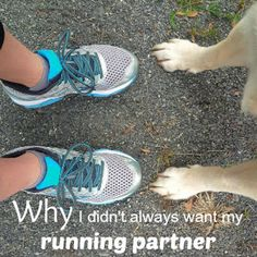 Fairytales and Fitness: Why I didn't always want my running partner