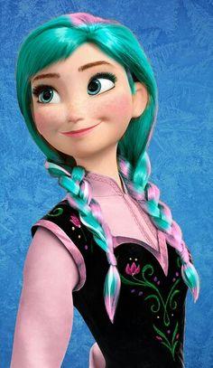 Ann (age 14 ) ( powers ice ,freeze ) needs adopted Frozen Film, Disney Frozen, Disney Adoption, Trident Tattoo, Punk Disney, Disney Art, Modern Disney Characters, Disney Theory, Alternative Disney