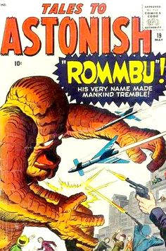 Browse the Marvel Comics issue Marvel Masterworks: Atlas Era Tales to Astonish Vol. Learn where to read it, and check out the comic's cover art, variants, writers, & more! Marvel Comic Books, Marvel Dc Comics, Comic Books Art, Book Art, Comic Book Pages, Comic Book Covers, Caricature, Tales To Astonish, Marvel Masterworks