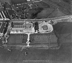 london aerodrome in 1919 afl03_aerofilms_009