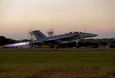 An F/A-18F Super Hornet takes off from RAAF Base Darwin on a night time sortie for Exercise Aces North 13. The Fighter Combat Instructor (FCI) Course conducted from 14 January to 28 June 2013 is an Air Combat Group lead course. The aim of the FCI course is to graduate expert leaders and instructors capable of tactics development, validation and instruction. This year the FCI course contained F/A-18 Hornet and F/A-18F Super Hornet Pilots and Weapon System Officers.