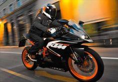 2014 KTM RC 125