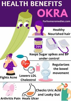 Home Remedies & Health Benefits of Okra for Acne Ulcer Diabetes Cholesterol KIdney Stone and Hair Okra Health Benefits, Uric Acid, Vitamin B Complex, Cholesterol Levels, Natural Home Remedies, Fertility, Arthritis, The Cure