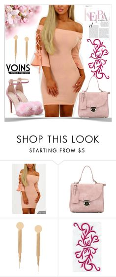 """Your style Yoins"" by kiveric-damira ❤ liked on Polyvore featuring yoins, yoinscollection and loveyoins"