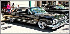 3 Black Impala's by StallionDesigns.deviantart.com on @deviantART