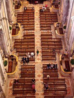 Estrela Basilic central nave | Flickr – Compartilhamento de fotos! Lisbon, Portugal