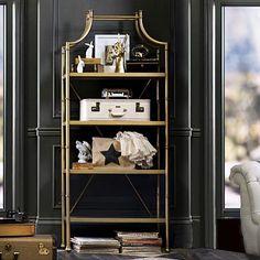 Maison Bookcase #pbteen