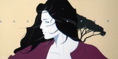 Collectors 1984 by Patrick Nagel