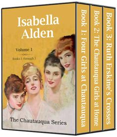 The Chautauqua Series Book Bundle, Books 1-3  by Isabella Alden, Jenny Berlin #ChristianClassicKindleBook  The first three books of the Chautauqua Series in one volume. This edition of the classic Christian series also includes...  http://www.faithfulreads.com/2013/11/mondays-christian-kindle-books-early_18.html