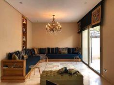Salon marocain – salon marocain moderne – salon – Intérieur sur mesure