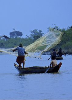 Tonle Sap Lake by Claude Berger on 500px