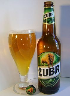 Polish beer. Trying this and many more once a day during trip. -lp