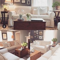 A designer we know uses this Sofa in so many ways! Pottery Barn has had it for two decades ours comes in a Washable slipcover with dozens of color options just perfect for homes with Children including furry ones:-) #furniture #sofa #slipcover#tennessee #chattanooga @huckandpeck by huckandpeck