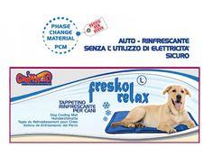 Oggetti e regali originali: Tappeto refrigerante e rinfrescate per cani € 40