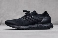This adidas Ultra Boost Uncaged Custom Is an All-Black Beauty