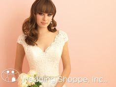 Allure Romance Bridal Gown 2851