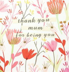 print & pattern: MOTHER'S DAY 2016 - caroline gardner