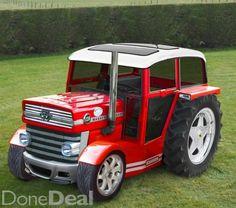 Massey Ferguson 135 (turbo extreme)For Sale in Sligo : €50,500 - DoneDeal.ie