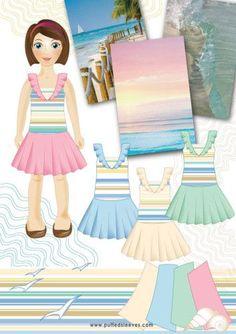 Seaside Dress Inspiration Board
