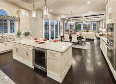 Open Concept Kitchen Designs Adorable 27 Open Concept Kitchens Pictures Of Designs & Layouts  Open