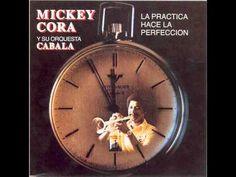 """""""San Sereni"""". - MICKEY CORA Y SU ORQUESTA CABALA."""