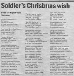Poem A Soldier's Christmas | Soldier_s_Christmas_Wish_-_Night_Before_Christmas.JPG
