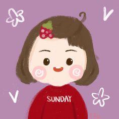 Cute Icons, Anime Chibi, Cute Drawings, Profile, Cartoon, Manga, Girls, Cute Doodles, Beautiful Drawings