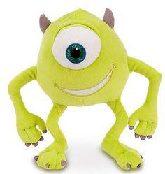 Disney Monsters Inc. Plush Mike Wazowski (8in) Plush Toy ... https://www.amazon.com/dp/B004P5BBUY/ref=cm_sw_r_pi_dp_x_I85.xb0K45HMT