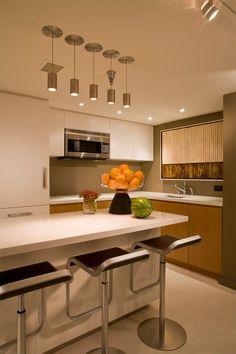 Cozinhas decoradas: 30 ideias originais para você se inspirar - limaonagua