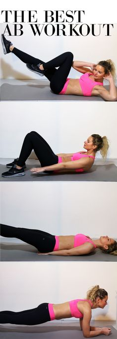 Ab workout! Check the whole video here: http://followfashion.nl/workout-video-buikspieren/ #abs #workout #fitgirl #fitness #body #toned #health #motivation