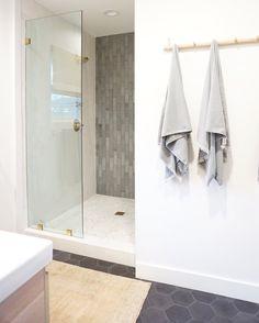 3 Secure Cool Tips: Bathroom Remodel Mirror Drawers half bathroom remodel rustic.Bathroom Remodel Green Towel Racks hall bathroom remodel before after. Hall Bathroom, Bathroom Floor Tiles, Bathroom Colors, Modern Bathroom, 1950s Bathroom, Design Bathroom, Master Bathroom, Bathroom Ideas, Cheap Bathroom Remodel