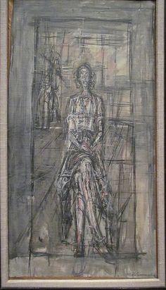 Alberto Giacometti  See more @: http://www.pinterest.com/stuecimabue/designo-observe-gesture/
