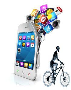 5 Apps para ir en bici