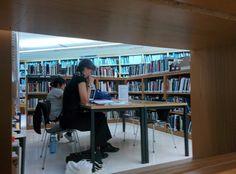 Biblioteca del IVAM #Valencia