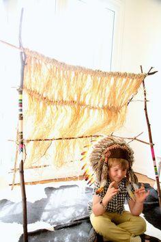 Cachette d'indien par By little ones.