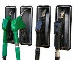 Variedade na bomba de combustível