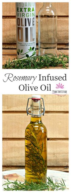 Decorative Infused Olive Oil