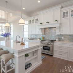 Beach Style Kitchen Design Ideas, Pictures, Remodel and Decor