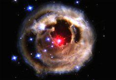 Light echoes of the star V838 Monocerotis - 2013 Hubble Space Telescope Advent Calendar - In Focus - The Atlantic