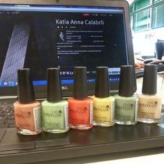 CND Vinylux Open Road Collection: è arrivata la primavera! #manicure #nails #unghie #primavera #cnd #cndvinylux #smalto #nail polish